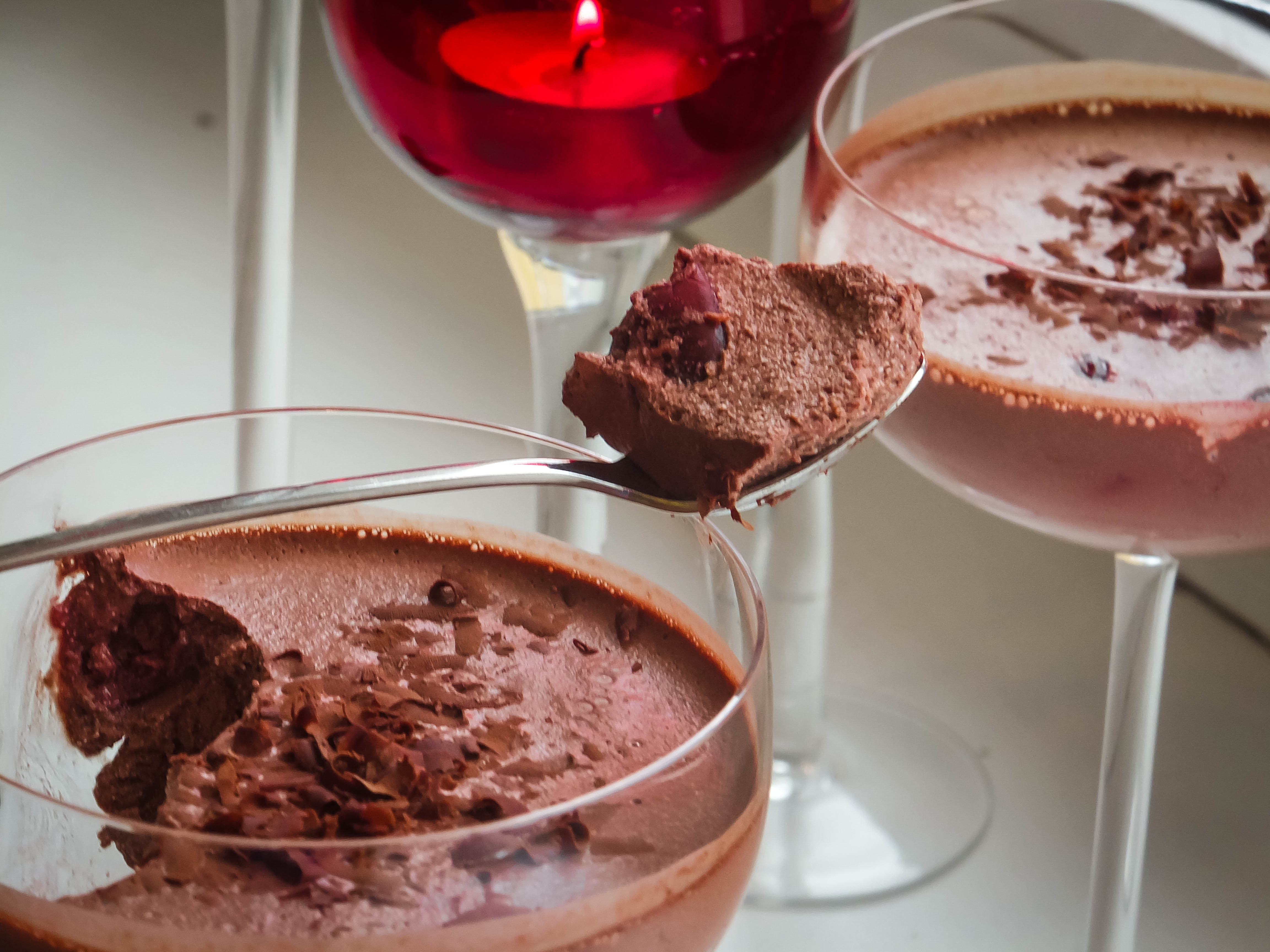 Десерты рецепты на романтический ужин