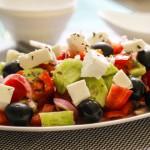 греческий салат для тонкой талии