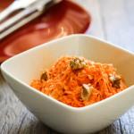 сочный морковный салат за 5 минут