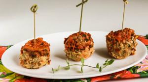 Легкие куриные тефтели в томатном соусе + секретный ингредиент