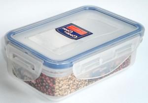 запаривать гречку можно в пищевом контейнере