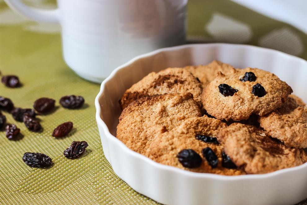 Рецепт овсяного печенья диетический