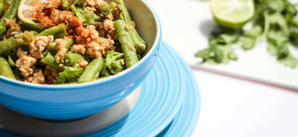 диетические блюда из фасоли
