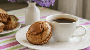 Овсянка на завтрак в виде кексов (без сахара и муки) в духовке и мультипечи