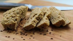 Вкусный и полезный овсяный хлебушек за 5 минут