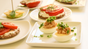 6 идей полезных диетических бутербродов
