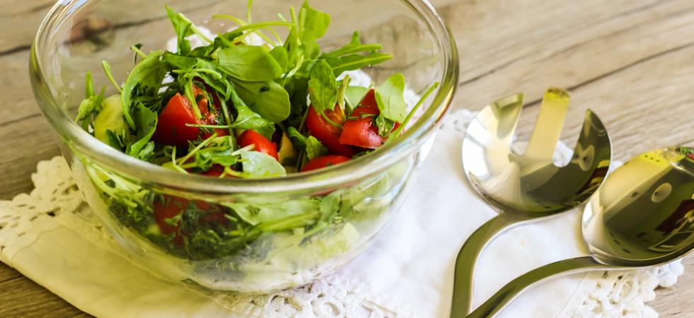 лучшие салаты для похудения