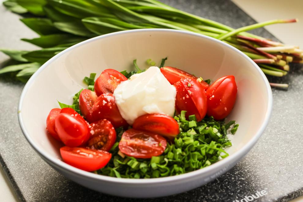 салат диетический для праздника