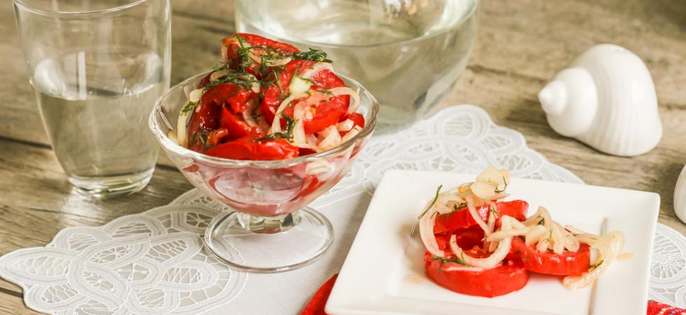 рецепты низкокалорийных салатов