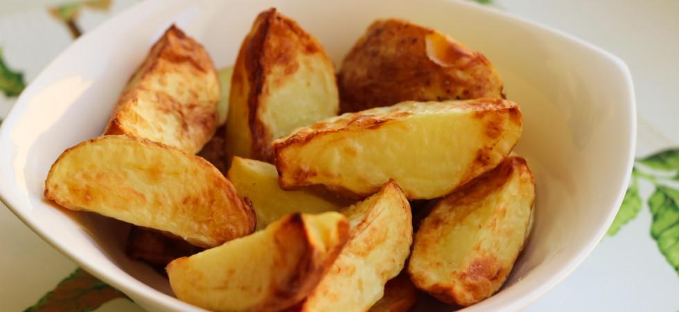 диетический запеченный картофель