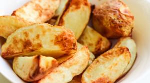 Картофельные дольки запеченные в мультипечи