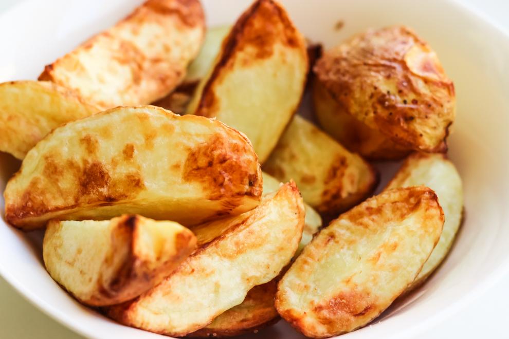 Диетические блюда из картошки рецепты простые и вкусные