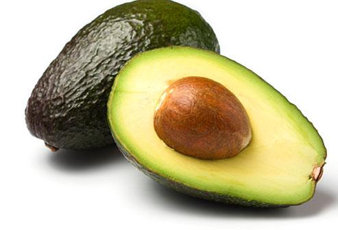 низкокалорийные десерты из авокадо