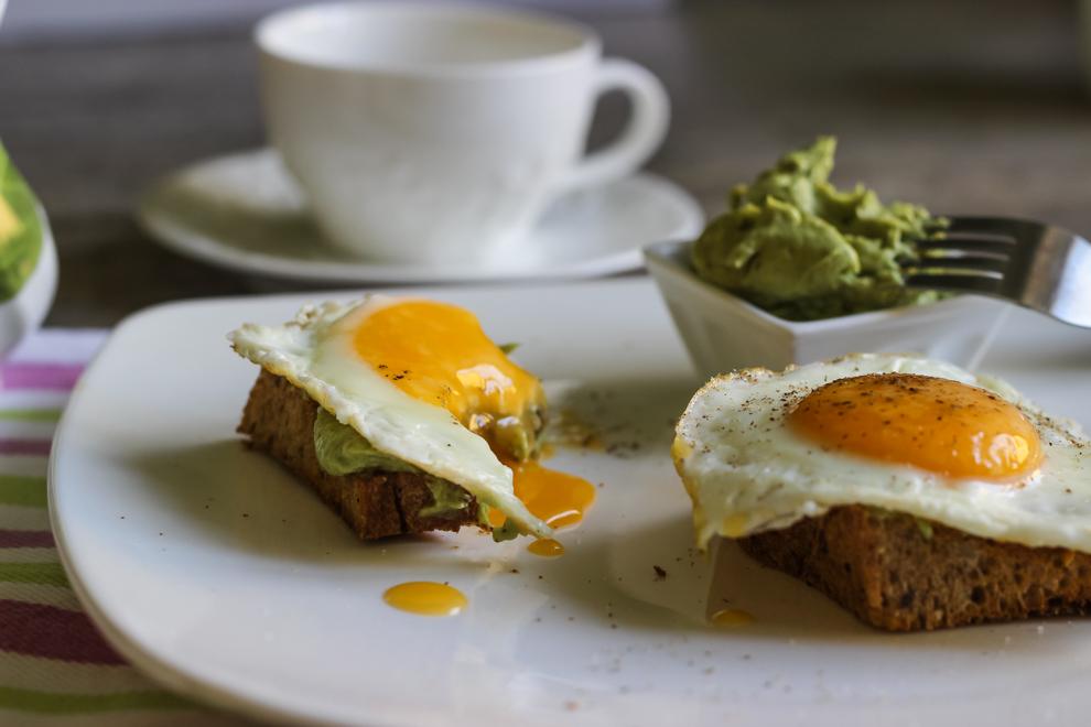 диетические завтраки для похудения
