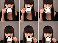 Пьем чай весело, или о чем рассказывают крУжки