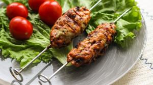 Люля-кебабы из куриного филе