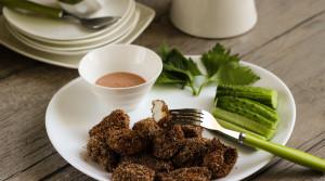 Диетические куриные наггетсы — вкусный белковый ужин